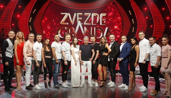 """Bosanka Džejla Ramović favorit za pobjednika """"Zvezda Granda"""""""