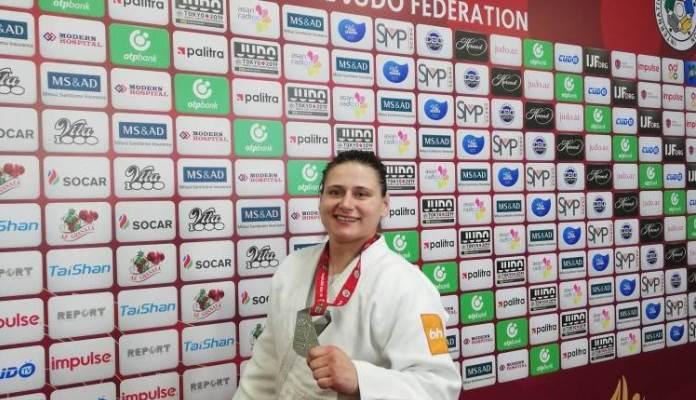 Larisa Cerić srebrena na Evropskom prvenstvu