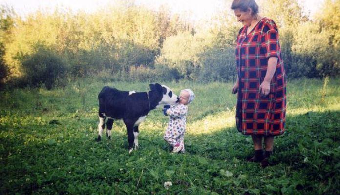 Marijka je jedina beba odrasla u ozračenoj zoni Černobila (VIDEO)