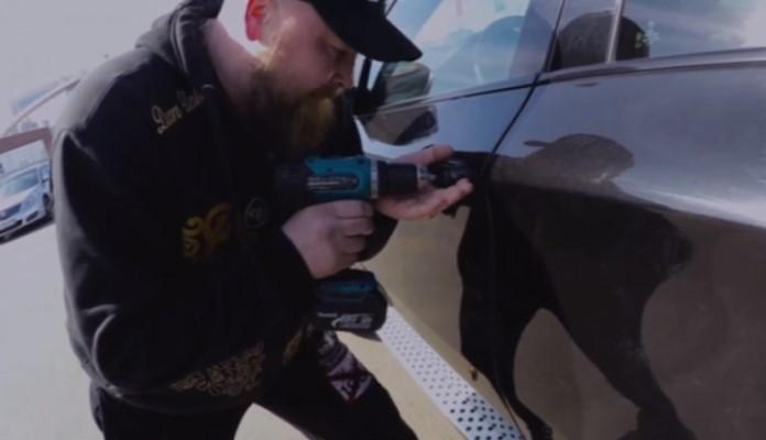 """""""Ukrao"""" BMW X6 pa objavio video (VIDEO)"""