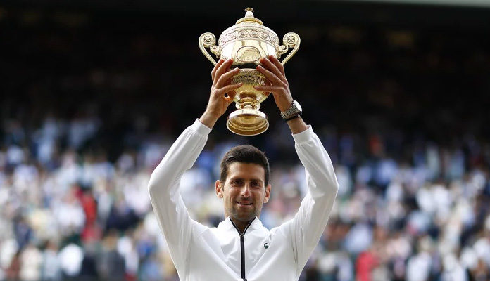 Đoković pobijedio Federera za petu titulu
