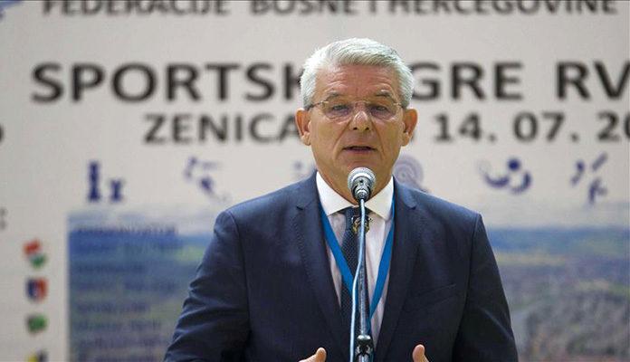 Džaferović u Zenici: Veliki turski narod 15. jula dao snažan odgovor u odbrani demokratije