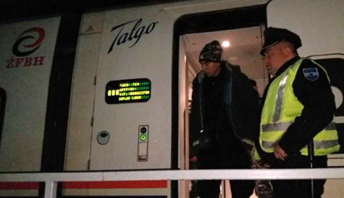 Uhapšen uposlenik ''Željeznica FBiH'' zbog sakrivanja migranata