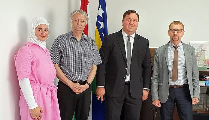 ZDK potpisao ugovor sa Studentskim centrom Islamske zajednice BiH