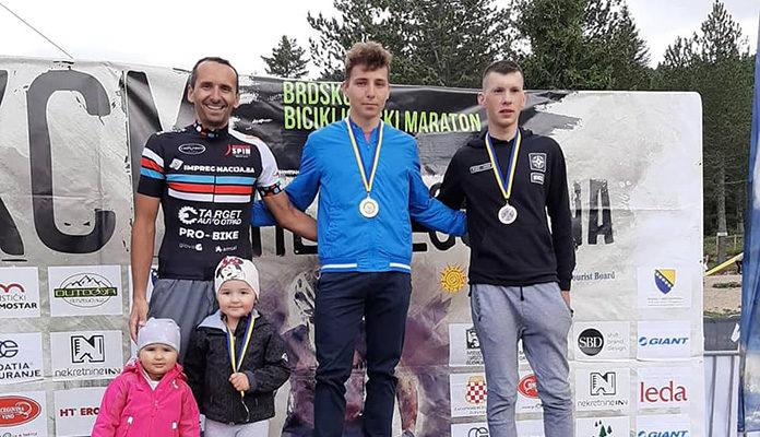 """Odlični rezultati BK """"Rotacija-SPIN"""" na Državnom Prvenstvu XC Maraton"""