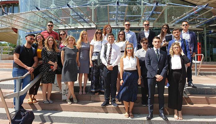 Studenti Pravnog fakulteta učestvovali na ljetnoj školi u Saarbruckenu