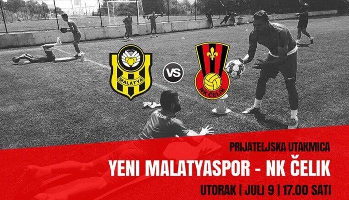 Čelik poražen u trećoj prijateljskoj utakmici u Turskoj