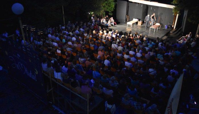 Uz kišu i ovacije završene treće Ljetne večeri Studio Teatra