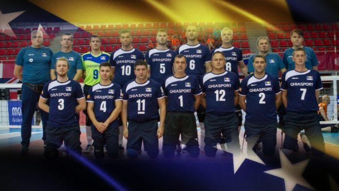 Zmajevi bez 10. jubilarnog naslova prvaka Evrope u sjedećoj odbojci