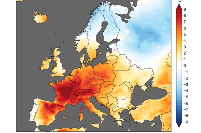 Juni 2019. najtopliji je ikada zabilježen na planeti