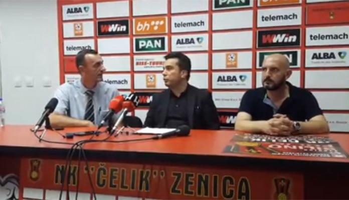 Aydin Olgun: Igrači Čelika će i pored poraza dobiti premije za utakmicu protiv Željezničara (VIDEO)