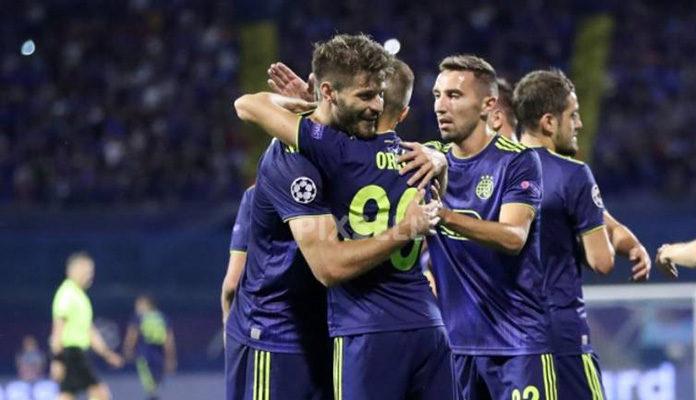 Kvalifikacije za Ligu prvaka: Dinamo pobijedio, Zvezda remizirala