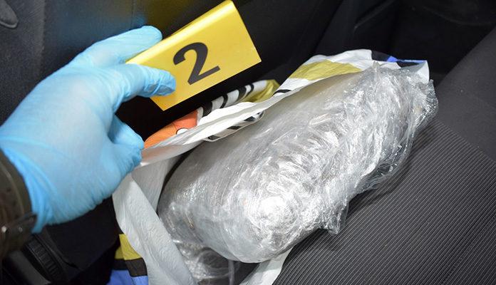 Akcijom zeničke policije pronađen i oduzet 3,1 kg opojne droge