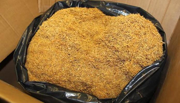 Kod Doboja oduzeto oko 113 kg rezanog duhana