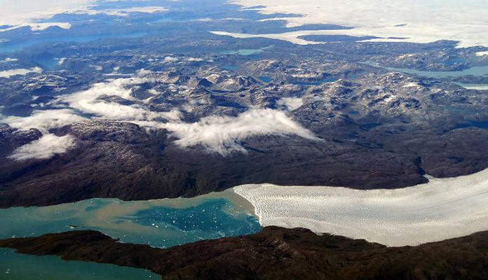 Na Grenlandu stanje koje se očekivalo tek 2070. godine