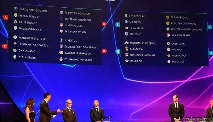 Izvučene grupe za novu sezonu Lige prvaka