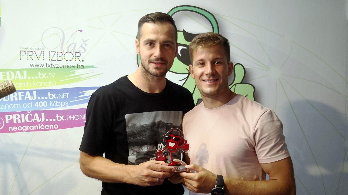 Dilaver i Blažević: Idemo na pobjedu u subotu (VIDEO)