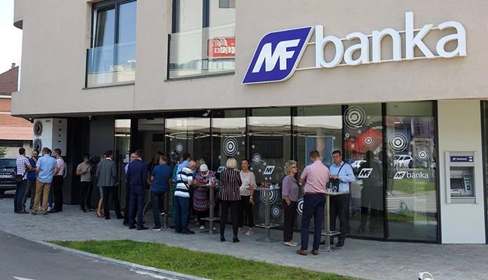 Svečano otvorena filijala MF banke u Zenici (VIDEO+FOTO)