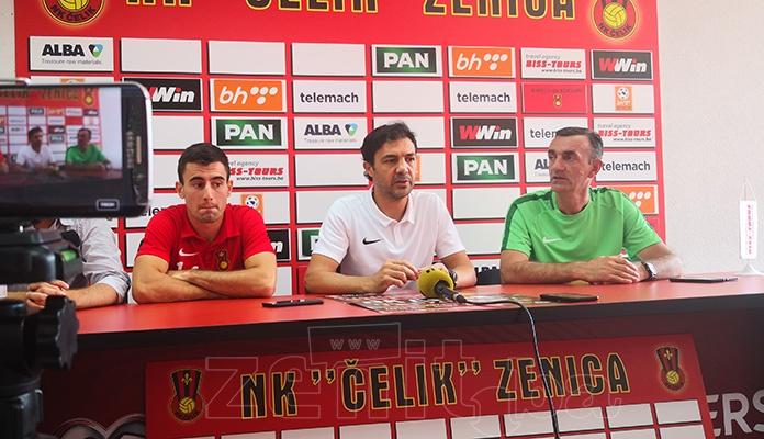 Özer: Idemo po prvu domaću pobjedu ove sezone