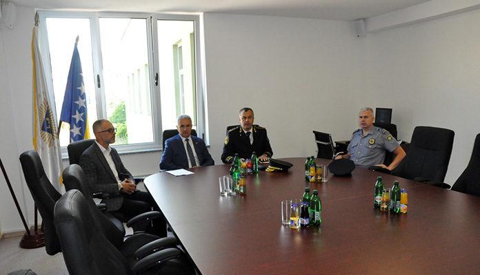 Direktor SIPA-e boravio u posjeti Upravi policije MUP-a ZDK