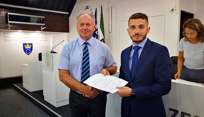Potpisani ugovori o finansiranju projekata čišćenja rijeke Bosne