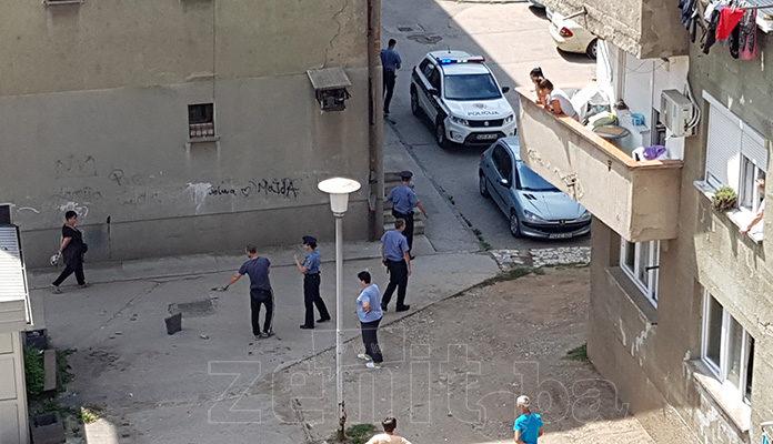 Pucnjava u zeničkom naselju Crkvice, jedna osoba povrijeđena