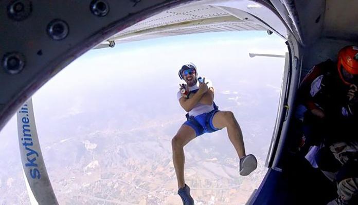 Youtuberu iz Španije se padobran nije otvorio tokom snimanja, preminuo na licu mjesta (VIDEO)