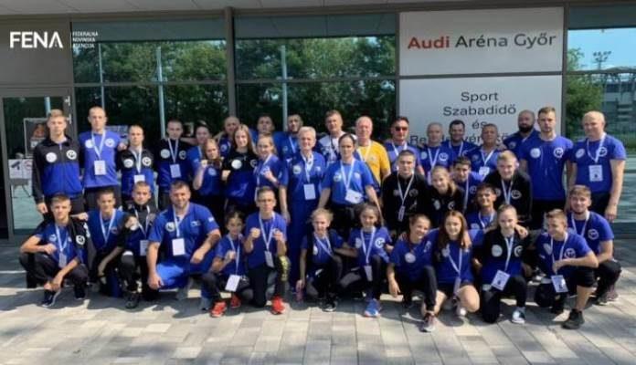 BiH osvojila 14 medalja na Evropskom prvenstvu u Mađarskoj