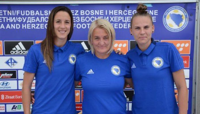 Nogometašice BiH protiv Gruzije otvaraju kvalifikacije za EP 2021.