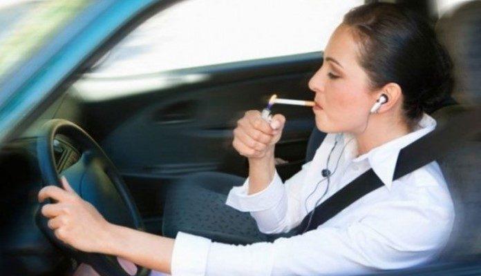 Ukoliko budete pušili za volanom u ovoj zemlji, slijedi Vam visoka kazna!