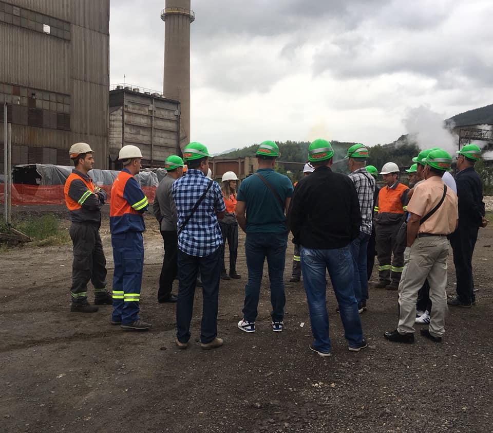 Građani mjesnih zajednica oko ArcelorMittala posjetili kompaniju (FOTO)