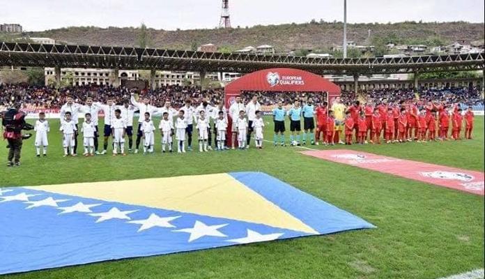 BiH poražena od Armenije sa 4:2 (VIDEO)