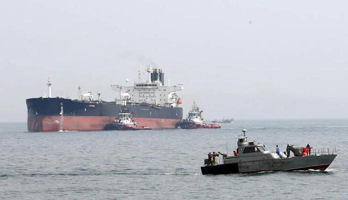 Iran zaplijenio brod sa gorivom