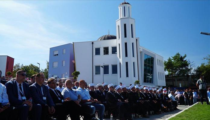 Kavazović svečano otvorio Islamski centar u Mainzu