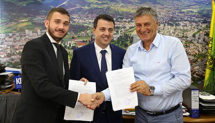 Potpisivanje Protokola O Saradnji