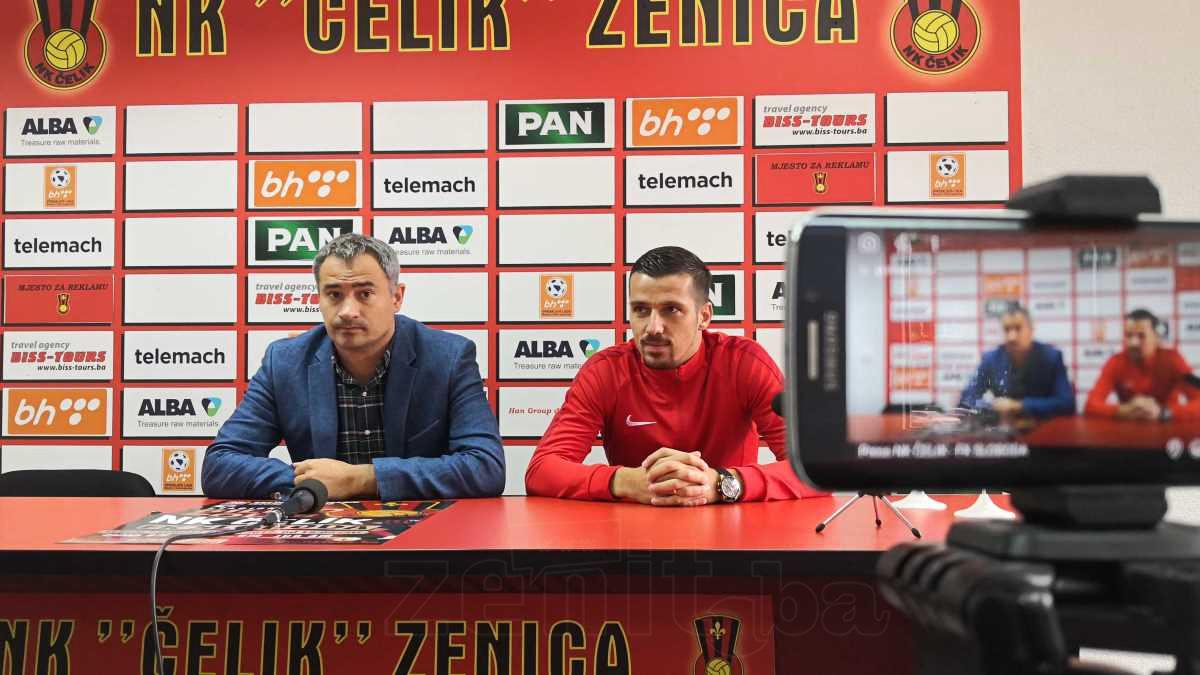 Marko Babić: Imamo svojih problema, ali idemo na pobjedu (VIDEO)
