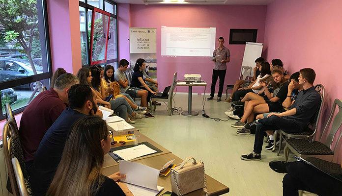Perspektivne projektne ideje mladih iz Zenice