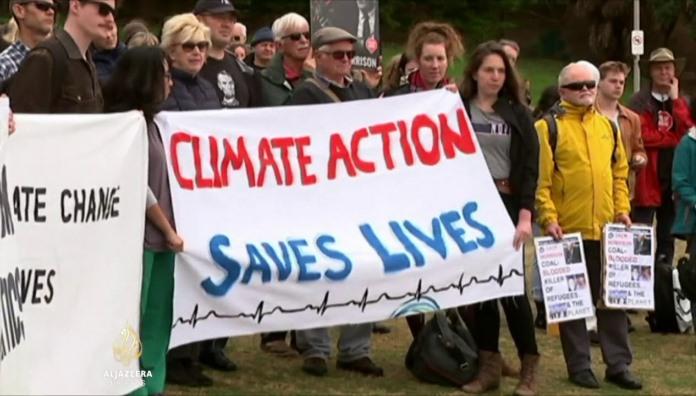 Velike demonstracije povodom klimatskih promjena