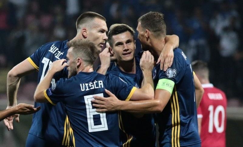 Žrijeb UEFA Lige nacija: BiH protiv Poljske, Italije i Holandije