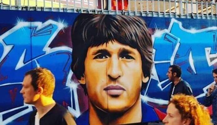 Safet Sušić dobio mural na Parku Prinčeva