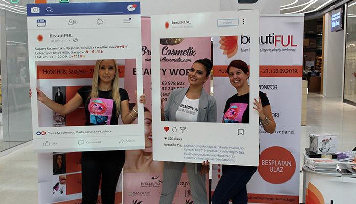 Održana promocija Prvog sajma kozmetike, ljepote, zdravlja i wellnessa beautiFUL2019.