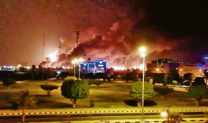 Amerikanci znaju ko je krivac za napad na najveća nafta postrojenja Saudijske Arabije