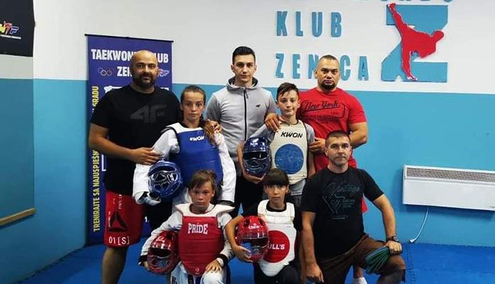 "Zeničanke Irma i Ena predstavljaju BiH na ""Taekwondo Balkan Championship 2019"" u Bugarskoj"