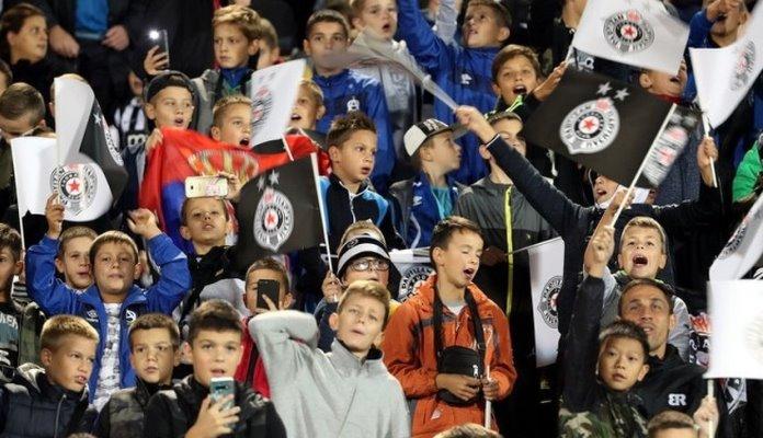 Blizu 20.000 dječaka i djevojčica iz Srbije, BiH i Kosova na stadionu Partizana (VIDEO)