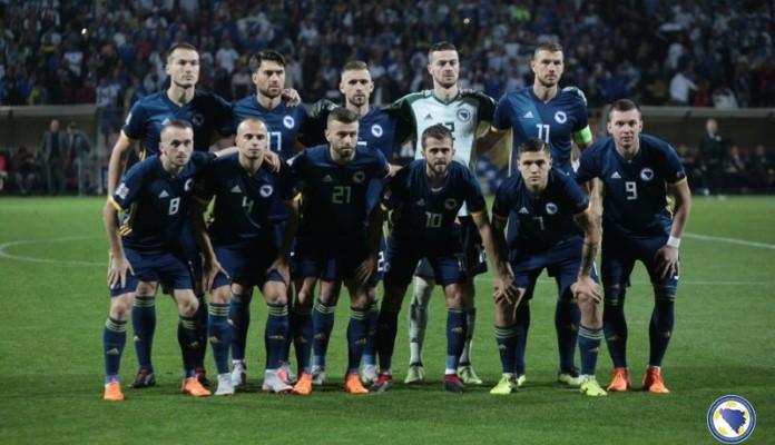 Reprezentacija BiH pala za jedno mjesto na FIFA rang listi