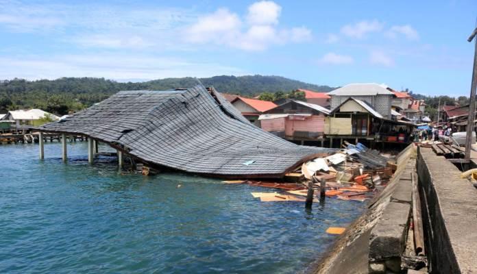 Zemljotres jačine 6,8 stepeni pogodio Indoneziju (VIDEO)