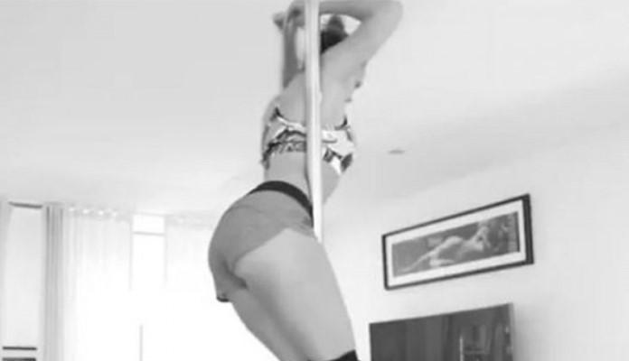 Jennifer Lopez objavila snimak kako se spremala za ulogu striptizete (VIDEO)