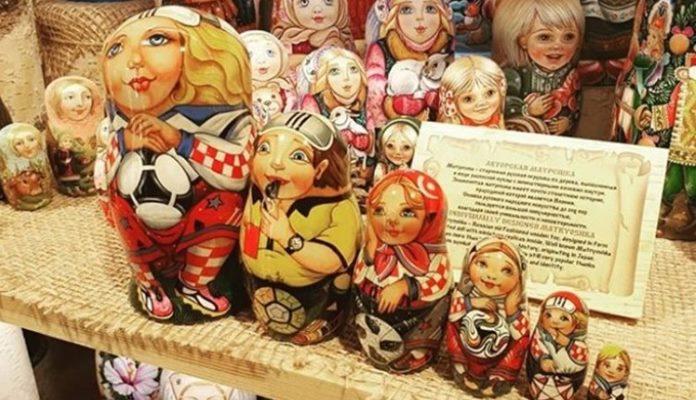 U Sankt Peterburgu prodaju babušku s likom Grabar-Kitarović