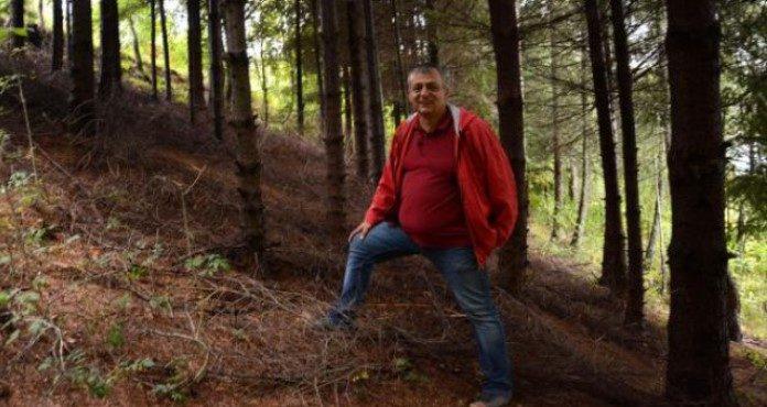 Marko Romić zasadio šumu koja je postala oaza za divlje životinje