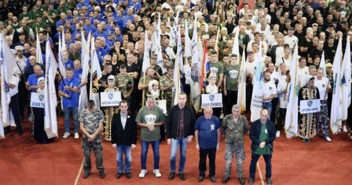 Džaferović na godišnjici Drugog korpusa: Nismo svi isti, kao što nismo bili isti ni u ratu